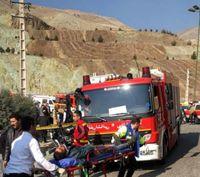 سکته راننده دلیل واژگونی اتوبوس دانشجویان بود؟ +تکمیلی
