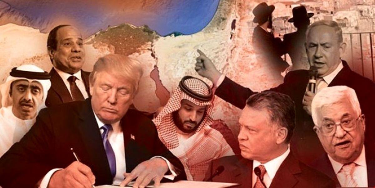 معامله قرن ترامپ به شدت از اسرائیل جانبداری کرده است