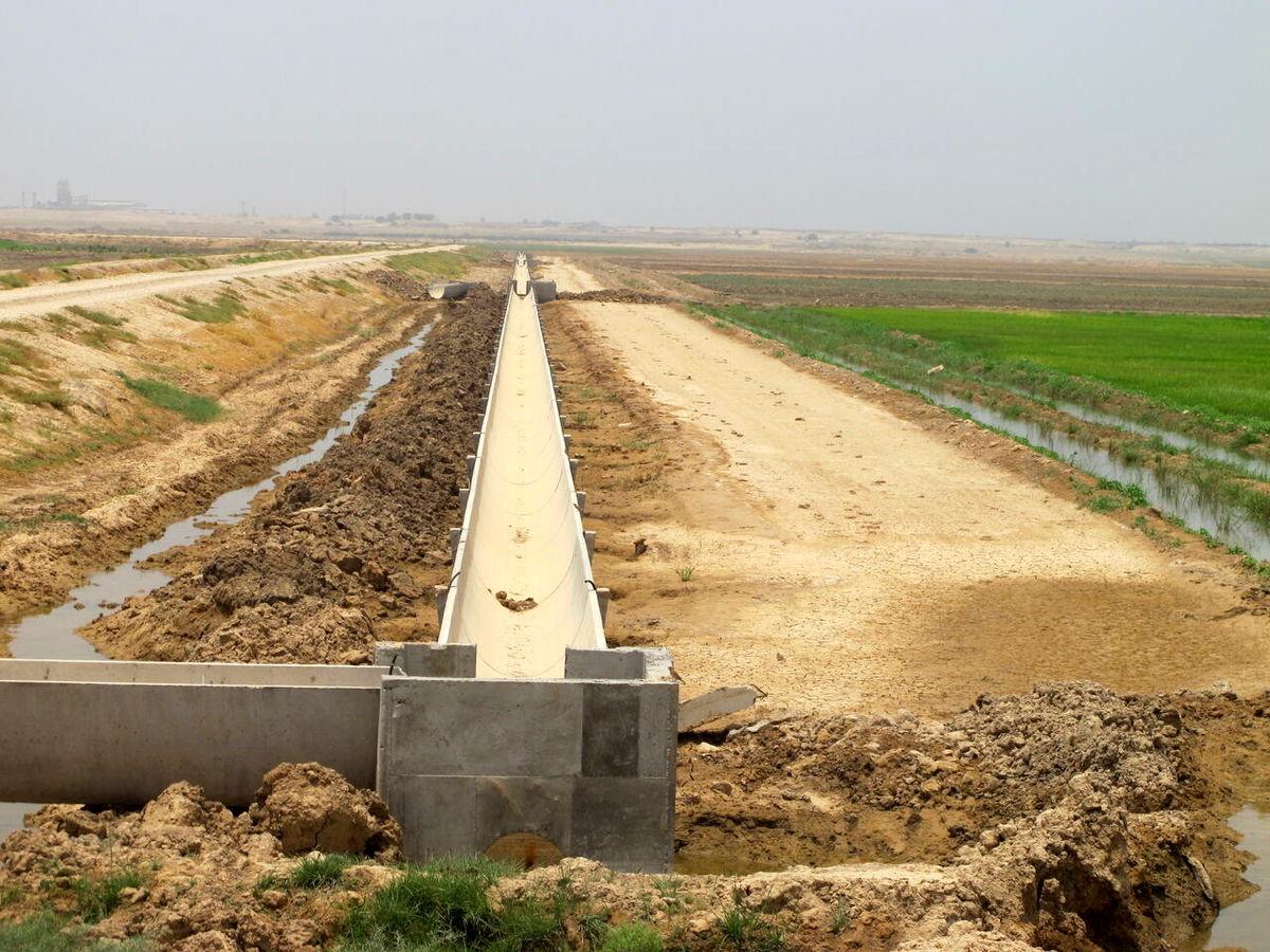 آیین بهره برداری از طرح های ملی وزارت جهاد کشاورزی آغاز شد