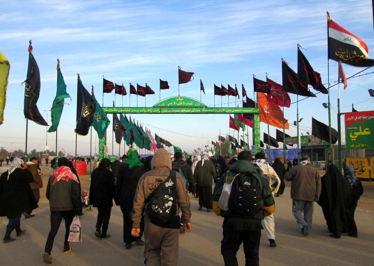 سرکنسول ایران: زائران بازگشت را به روزهای آخر هفته