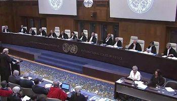 زورآزمایی حقوقی در لاهه