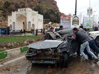 توضیحات روابط عمومی هلال احمر درباره سیلاب شیراز