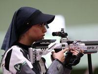 دختران تیرانداز ایران به فینال المپیک ۲۰۲۰ نرسیدند