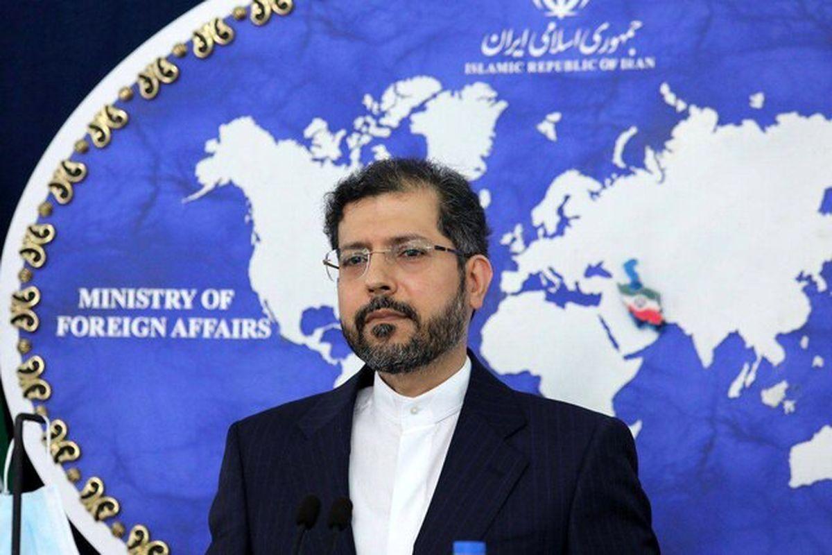 خطیب زاده: پاسخ حمله به کشتی ایرانی را خواهیم داد
