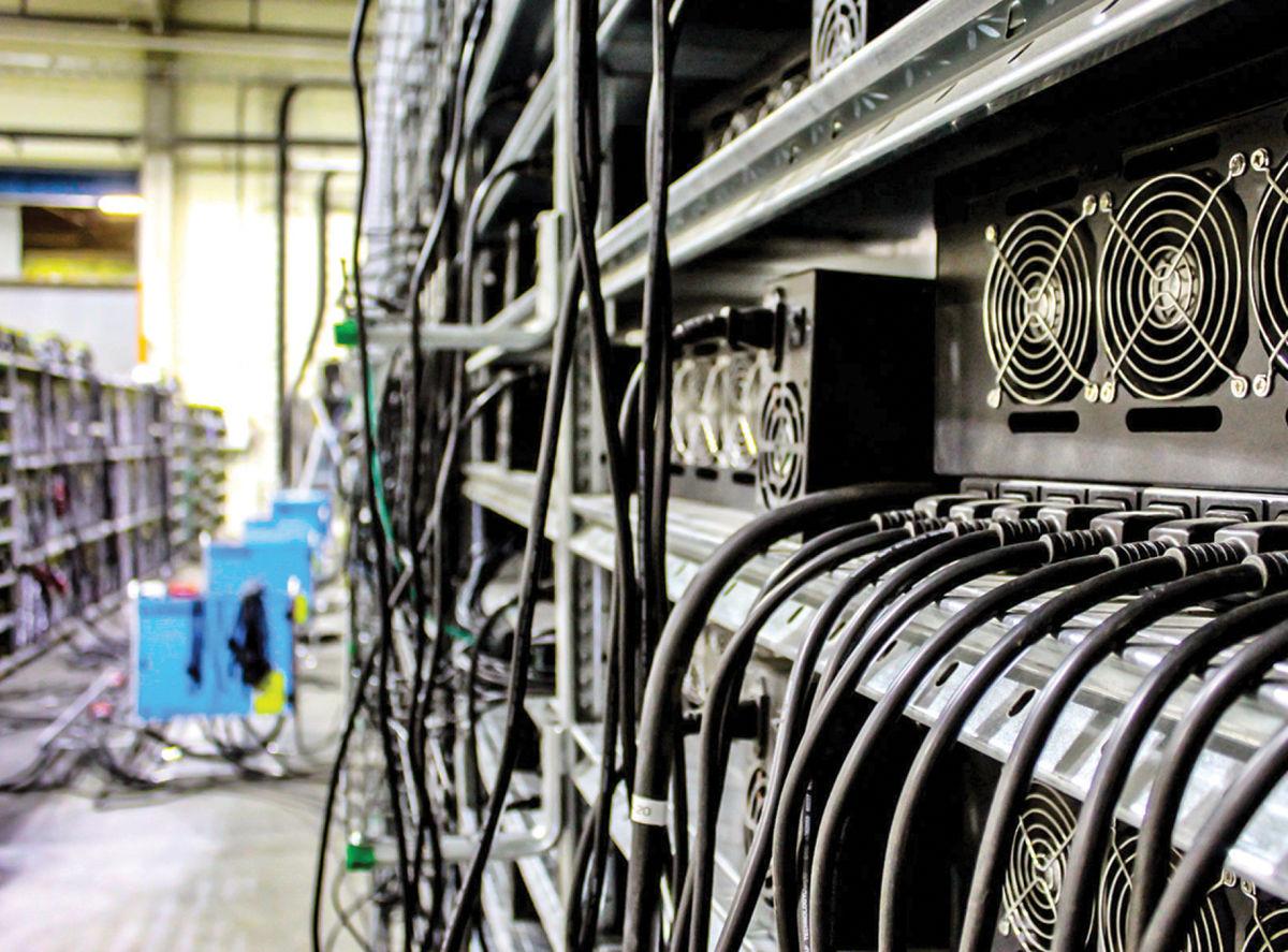 کشف بیش از ۲۱۲ هزار دستگاه استخراج غیر مجاز رمزارز