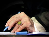پیام تسلیت رهبر انقلاب به احمدینژاد