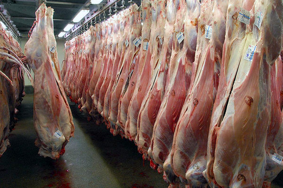 توقف محموله گوشت وارداتی تکذیب شد