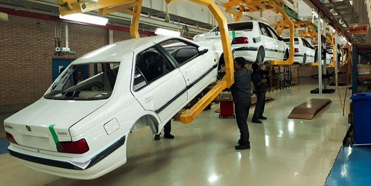 افزایش ۱۸درصدی تولیدات ایران خودرو در سالجاری