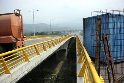 کمک های بشردوستانه آمریـکا به ونزوئـلا