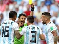 فغانی فینال جام جهانی را سوت میزند