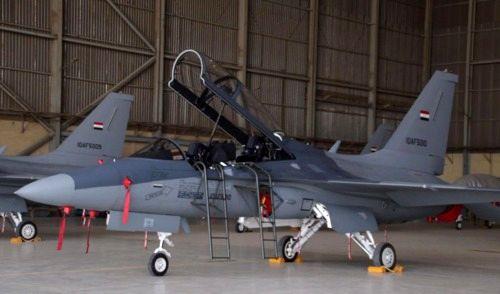 تجهیز ارتش عراق به جنگندههای کرهای +عکس