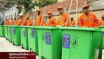 ۱۰۰۰یورو جریمه نقدی برای ریختن زباله در قاهره