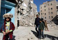 بوی زندگی در ویرانههای خط مقدم شهر حلب +عکس