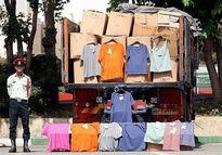 طرح مبارزه با فروش پوشاک قاچاق به خوبی اجرا نمیشود