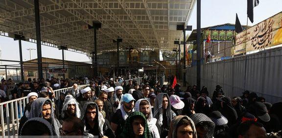 محور مهران به ایلام از ساعت16:30 امروز یک طرفه میشود