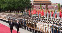 بیانیه مشترک روسیه و چین در حمایت از برجام
