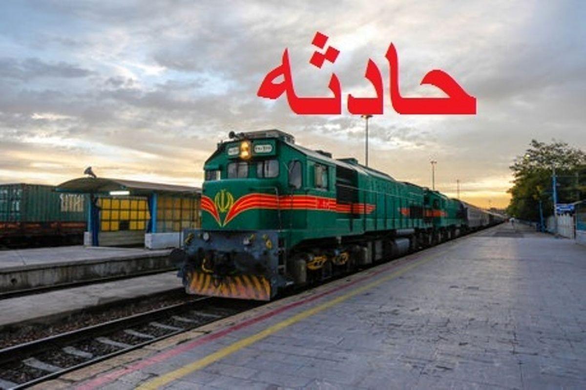 مرگ دلخراش در برخورد با قطار