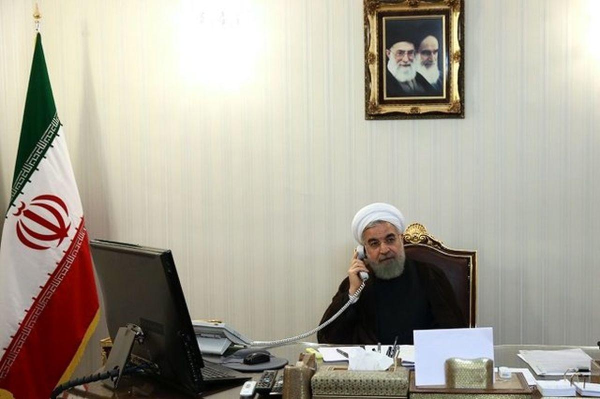 تاکید روحانی بر تامین خواستههای ایران برای ادامه برجام