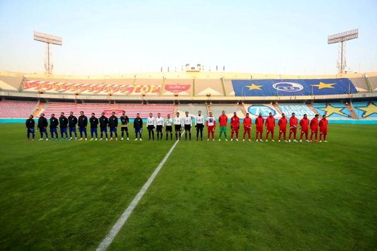 تعطیلی مسابقات فوتبال تا اطلاع ثانوی