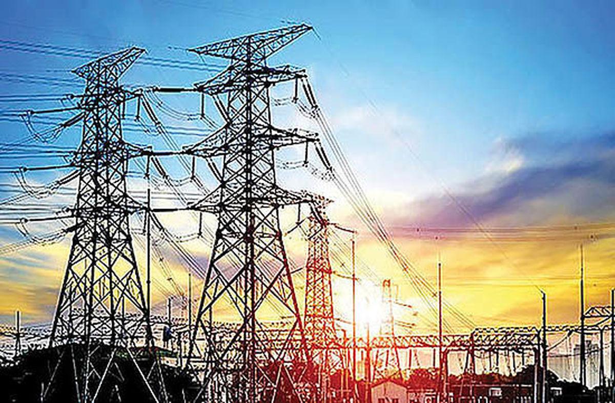 مصرف برق در محدوده قرمز