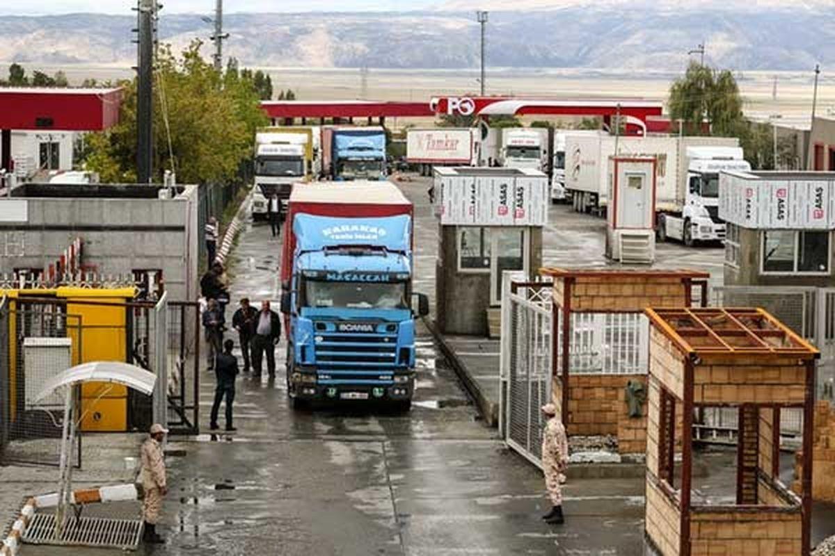 ۱۵۰کامیون ایرانی پس از سه ماه وارد ترکیه شدند