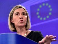 موگرینی: اروپا به دنبال تضمین تجارت مشروع با ایران است