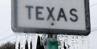نصف شدن تولید گاز تگزاس با یخبندان