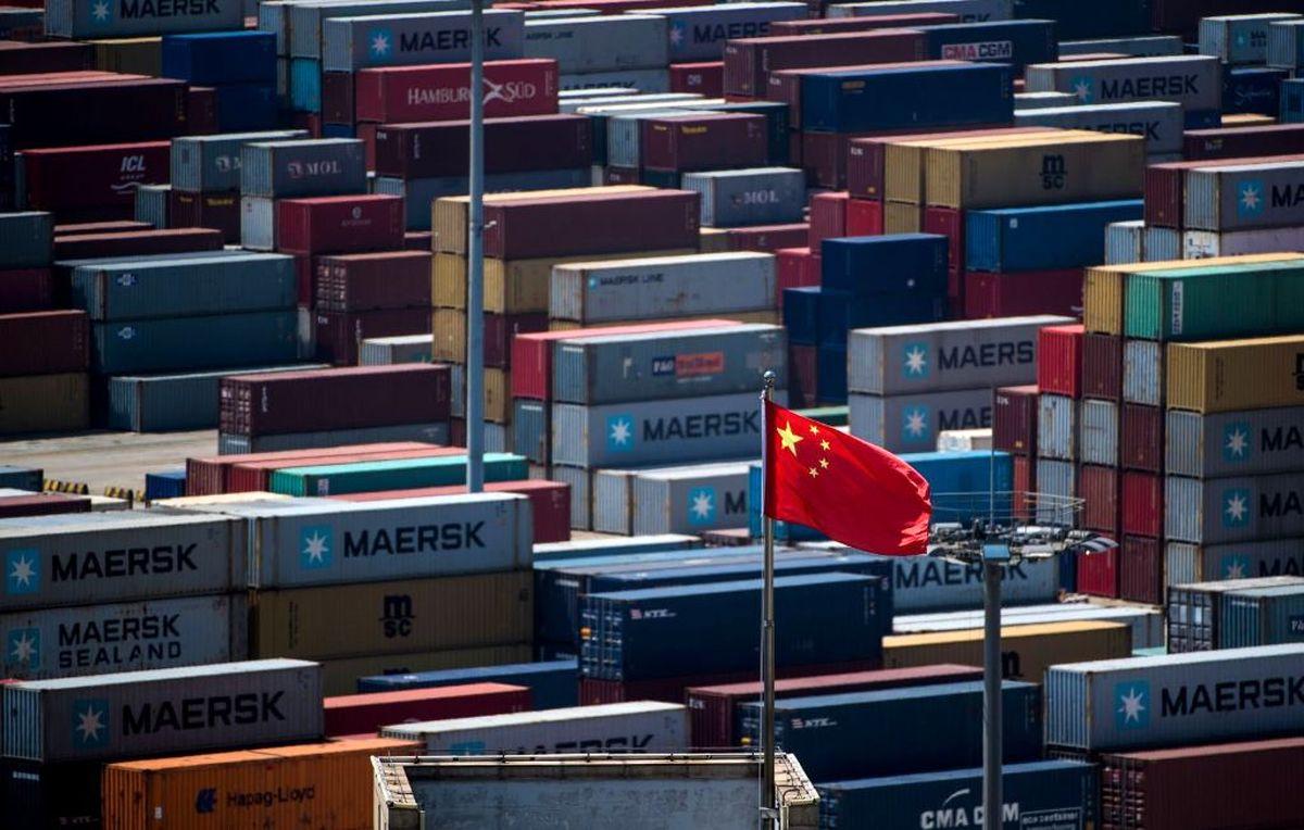 مازاد تجاری چین در مقابل آمریکا رکورد زد