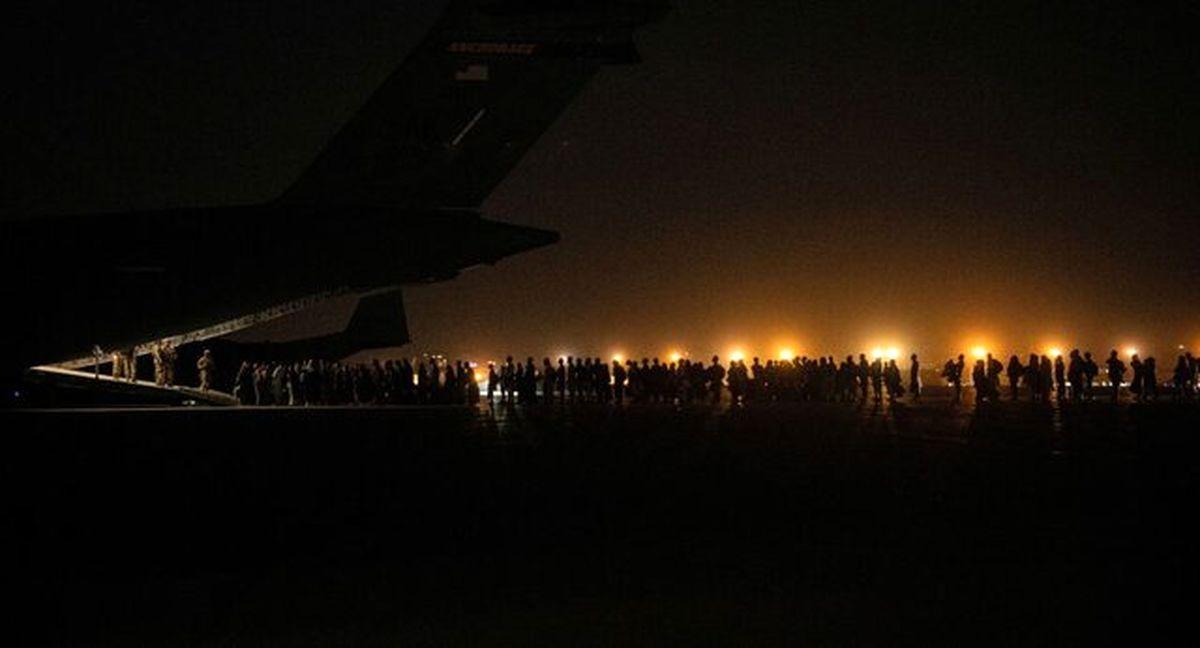 ربایش یک هواپیمای اوکراینی از افغانستان