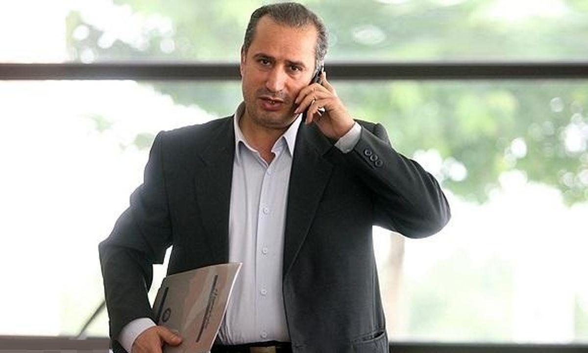 تاج برای مذاکره با ویلموتس عازم ترکیه شد