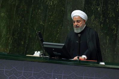 گالری حسن روحانی مجلس