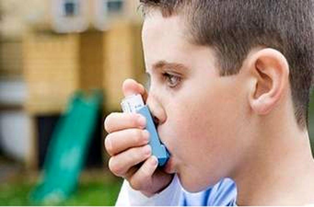 9درصد جمعیت کشور دچار آسم هستند