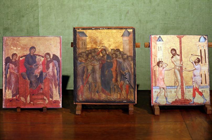 تابلوی نقاشی 700 ساله صاحبش را میلیونر کرد (+عکس)