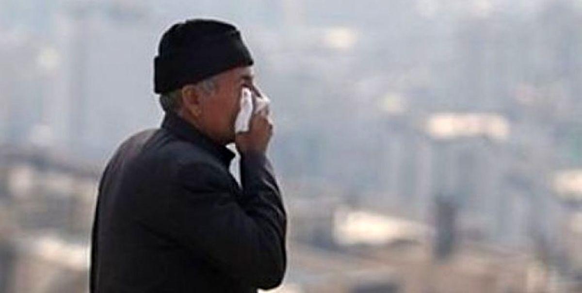 انتشار مجدد بوی نامطبوع در پایتخت