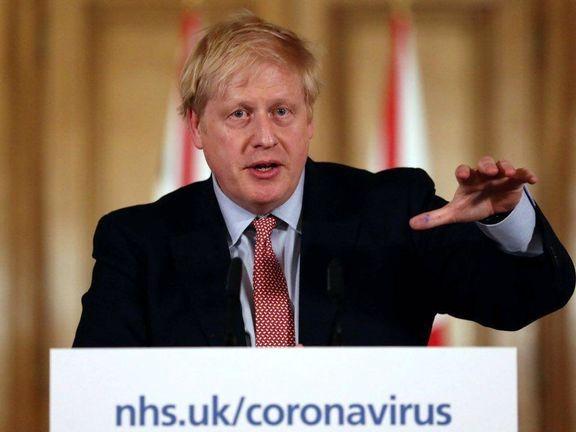 هشدار جانسون درباره لغو محدودیتهای کرونایی در انگلیس