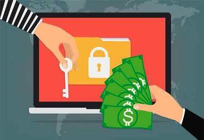 برطرف کننده نگرانیها از حمله باج افزار ساخته