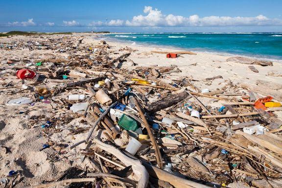نابودی اقیانوسها توسط زبالههای پلاستیکی! +فیلم
