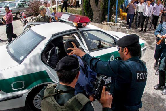 یک مامور پلیس توسط سارقان مسلح به شهادت رسید