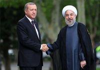 گفتوگوی تلفنی روحانی با اردوغان