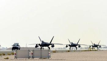 لشگرکشی هوایی آمریکا به خلیج فارس
