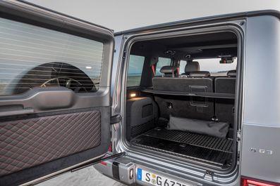 پایگاه خبری آرمان اقتصادی 2019-Mercedes-AMG-G63-108 مرسدس بنز، از جدیدترین شاسی بلند سری G رونمایی کرد +تصاویر