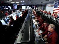فرود تاریخی سفینه ناسا در کره مریخ +فیلم