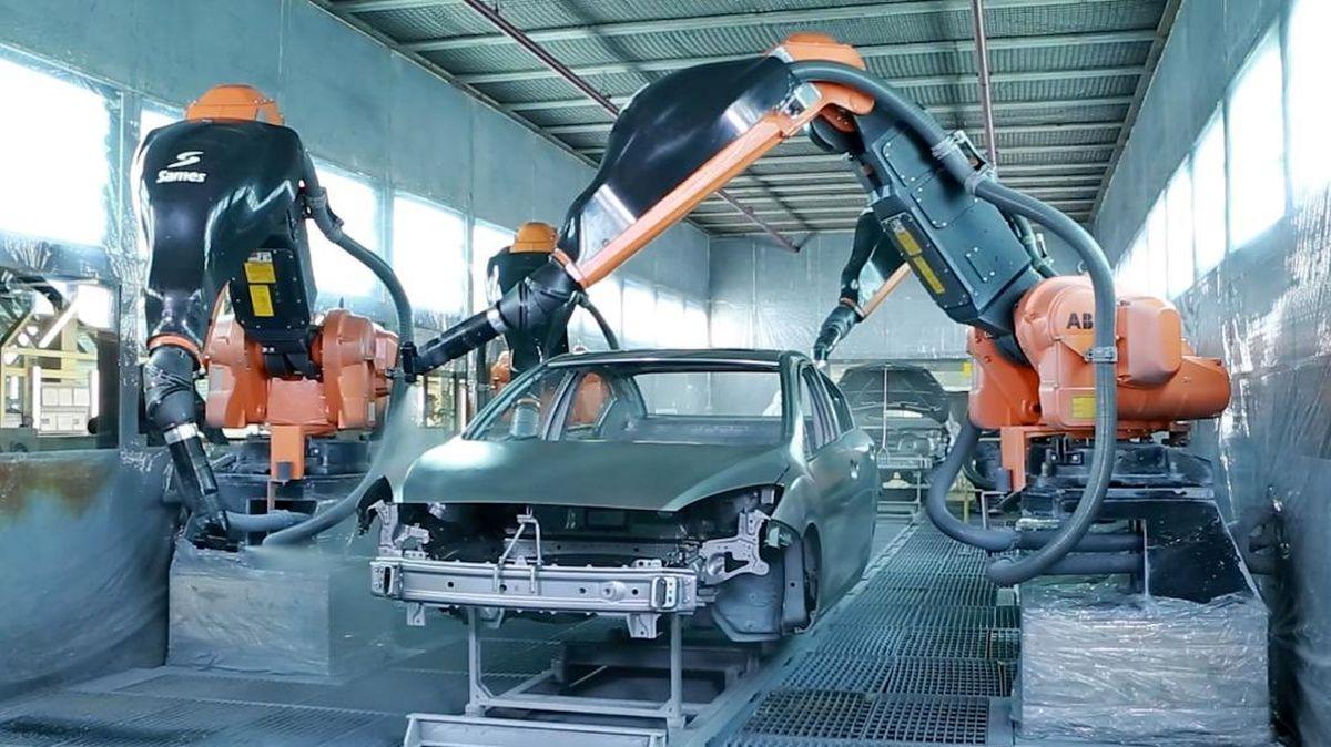 بهمن موتور افزایش کیفیت و تنوع رنگ محصولات جدید را فراهم کرد