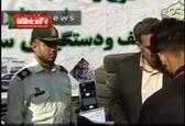 دستگیری ۱۴۴۳ سارق توسط پلیس +فیلم