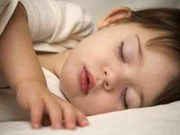 زود خوابیدن کودکان به پیشگیری از چاقی آنها کمک میکند