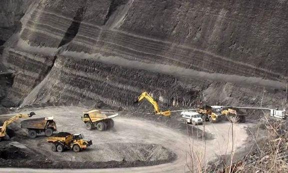 تورم تولیدکننده بخش معدن ۱۷درصد افزایش یافت/ کدام گروه بیشترین تاثیر را در شاخص داشت؟