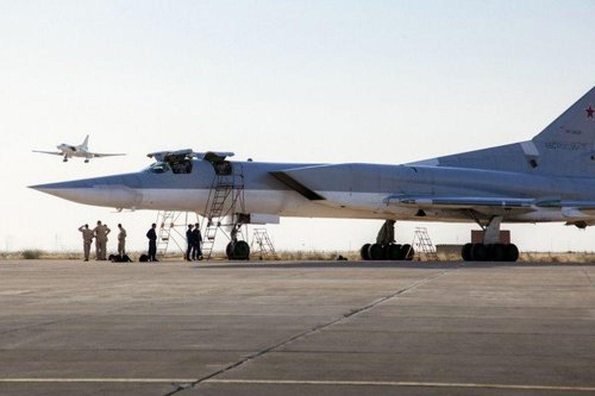 استقراربمبافکن هایروسیدرپایگاه هواییهمدان!+ عکس