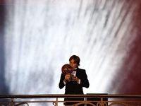ملاقات برانکو با بهترین فوتبالیست جهان +عکس