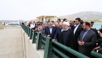 تامین آب مورد نیاز 18هزار و 500هکتار از اراضی کرمانشاه