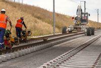 افزایش سرعت ساخت راهآهن ایران و عراق